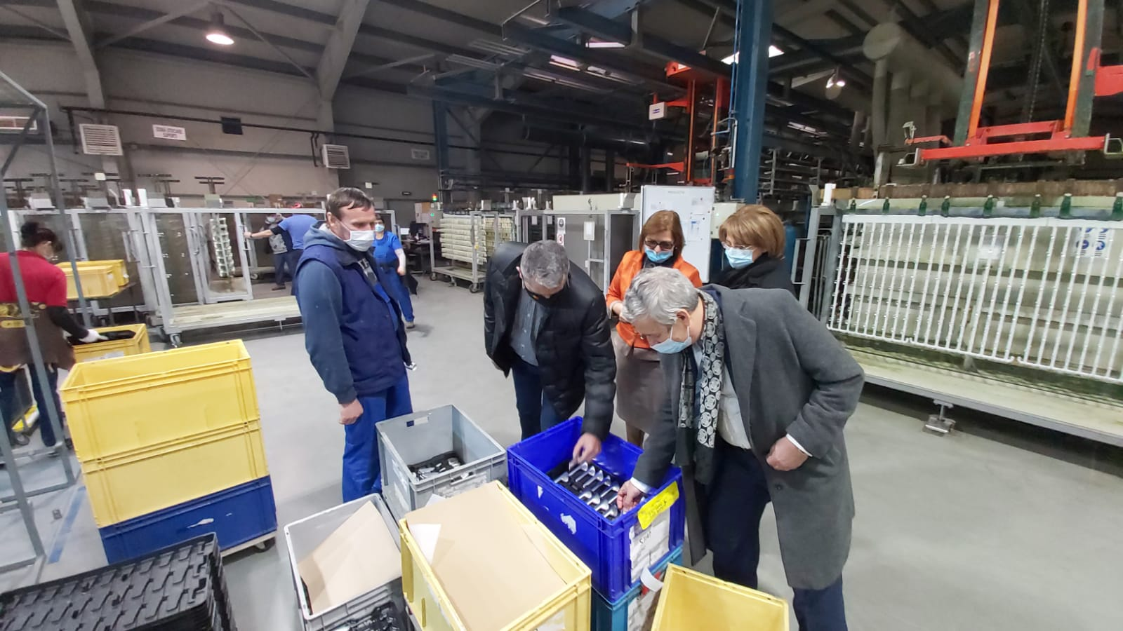 Continuă proiectul Instituției Prefectului privind sprijinirea dezvoltării învățământului dual în județul Hunedoara