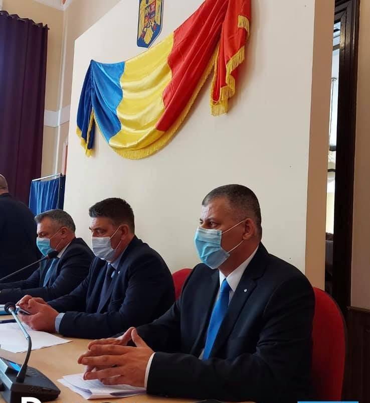 """Gabriel Ilieș (USR), viceprimar Deva: """"O poziție în administrația publică nu înseamnă putere, înseamnă răspundere față de cetățenii orașului"""""""
