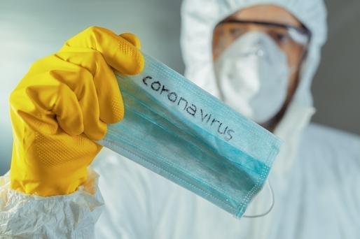 Coronavirus: 82 de cazuri noi în județ și 2.737 la nivel național, înregistrate în ultimele 24 de ore