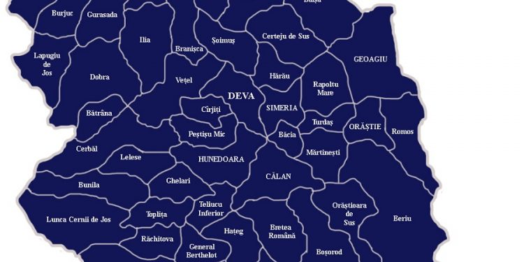 COVID-19: 65 de localităţi din judeţ au o incidenţă de peste trei la mia de locuitori