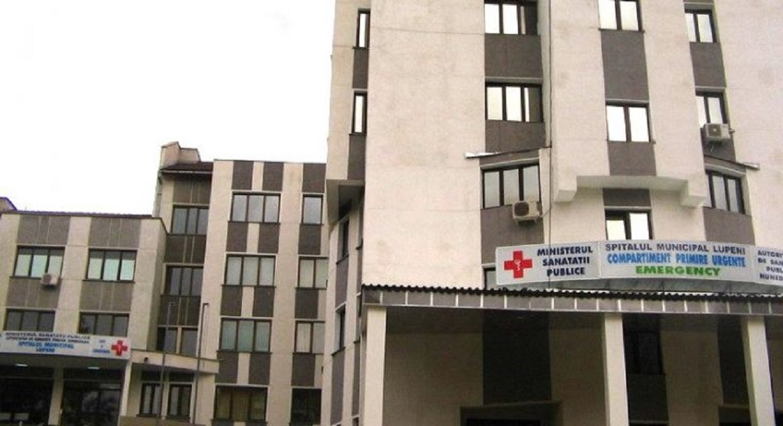 Anchetă a procurorilor la spitalul din Lupeni