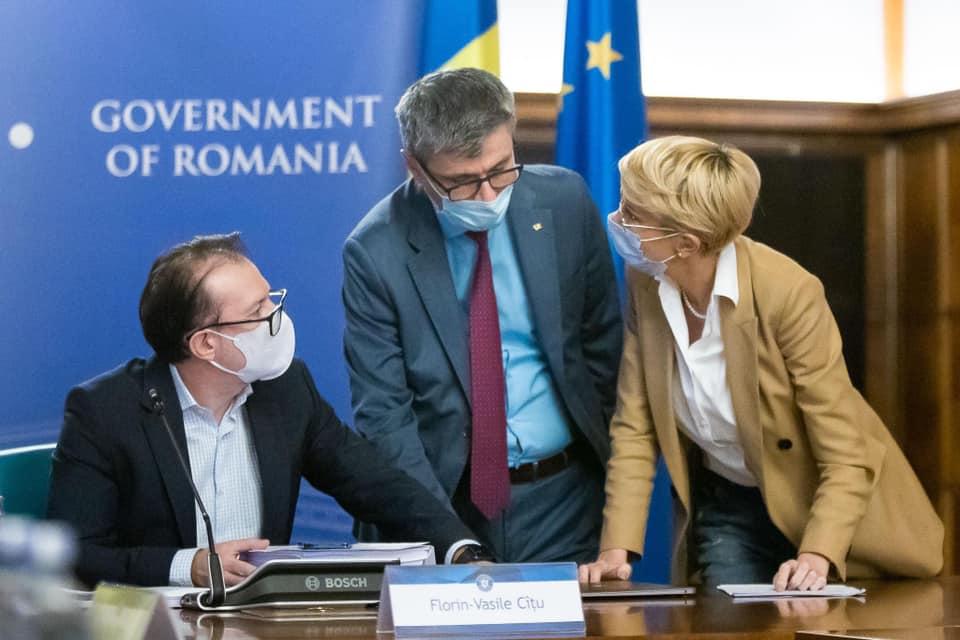 """Ministrul Energiei, Virgil Popescu: """"S-au găsit soluții pentru rezolvarea situației în care se află minerii de la CEH"""""""