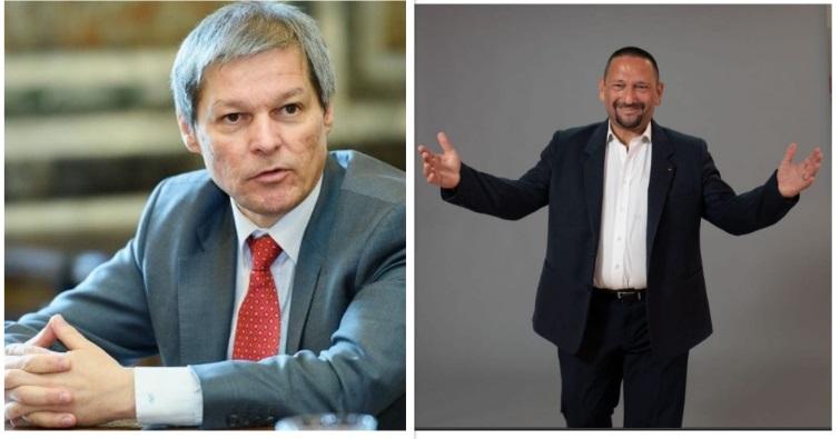 """Cioloș, despre retragerea lui Berbeceanu din funcția de prefect al Capitalei: """"Știu că e un om care nu fuge la greu, așa că nu înțeleg unde se grăbește să plece"""""""
