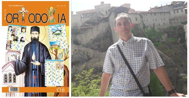 Ortodoxia, în cuvinte încrucişate. Un tânăr hunedorean a lansat o revistă de integrame pe teme religioase, create chiar de el