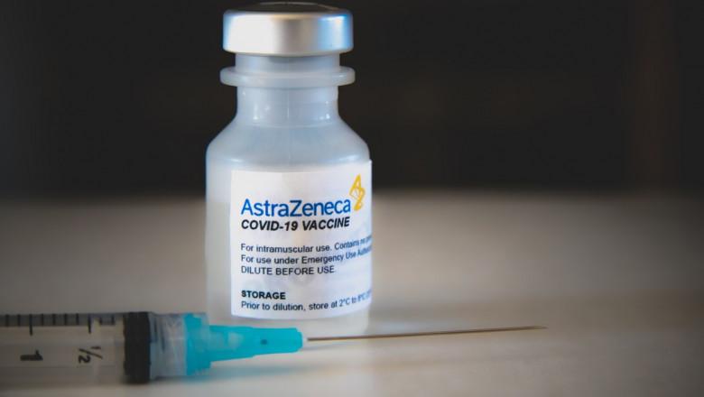 Începe imunizarea hunedorenilor cu vaccinul AstraZeneca, de luni. Mii de persoane programate