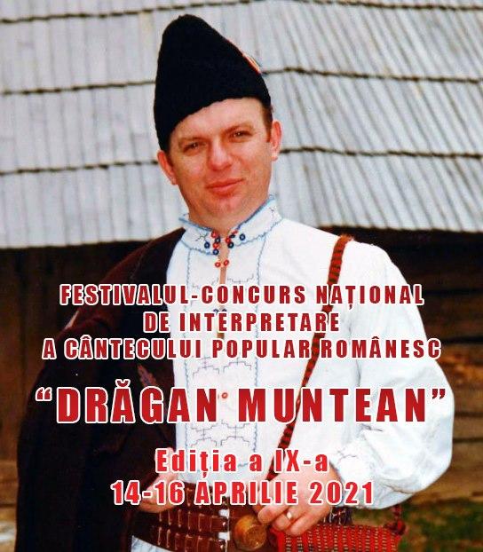 Au început înscrierile la Festivalul Naţional de interpretare vocală, organizat în memoria marelui doinitor al hunedorenilor, Drăgan Muntean