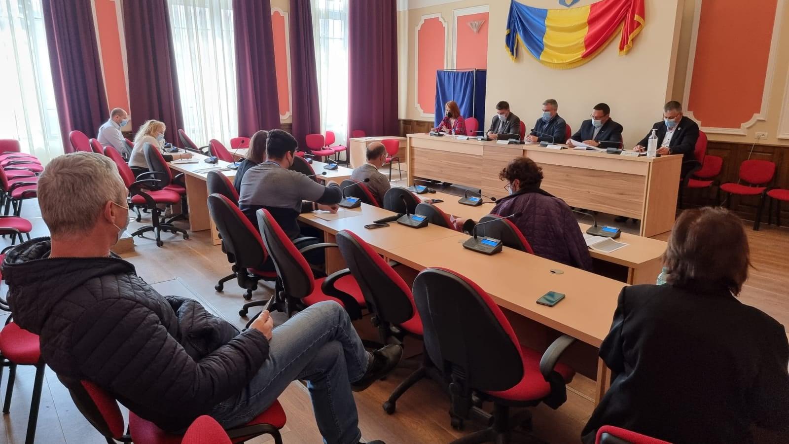 A avut loc consultarea publică pe proiectul bugetului Devei pe anul 2021