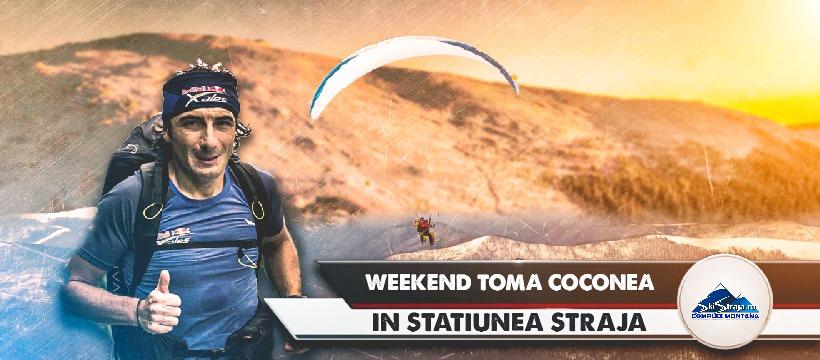 """Weekend dedicat """"Șoimului din Parâng"""", la Straja. Eveniment inițiat, cu sprijinul lui Andi Moisescu, pentru susținerea campionului Toma Coconea"""