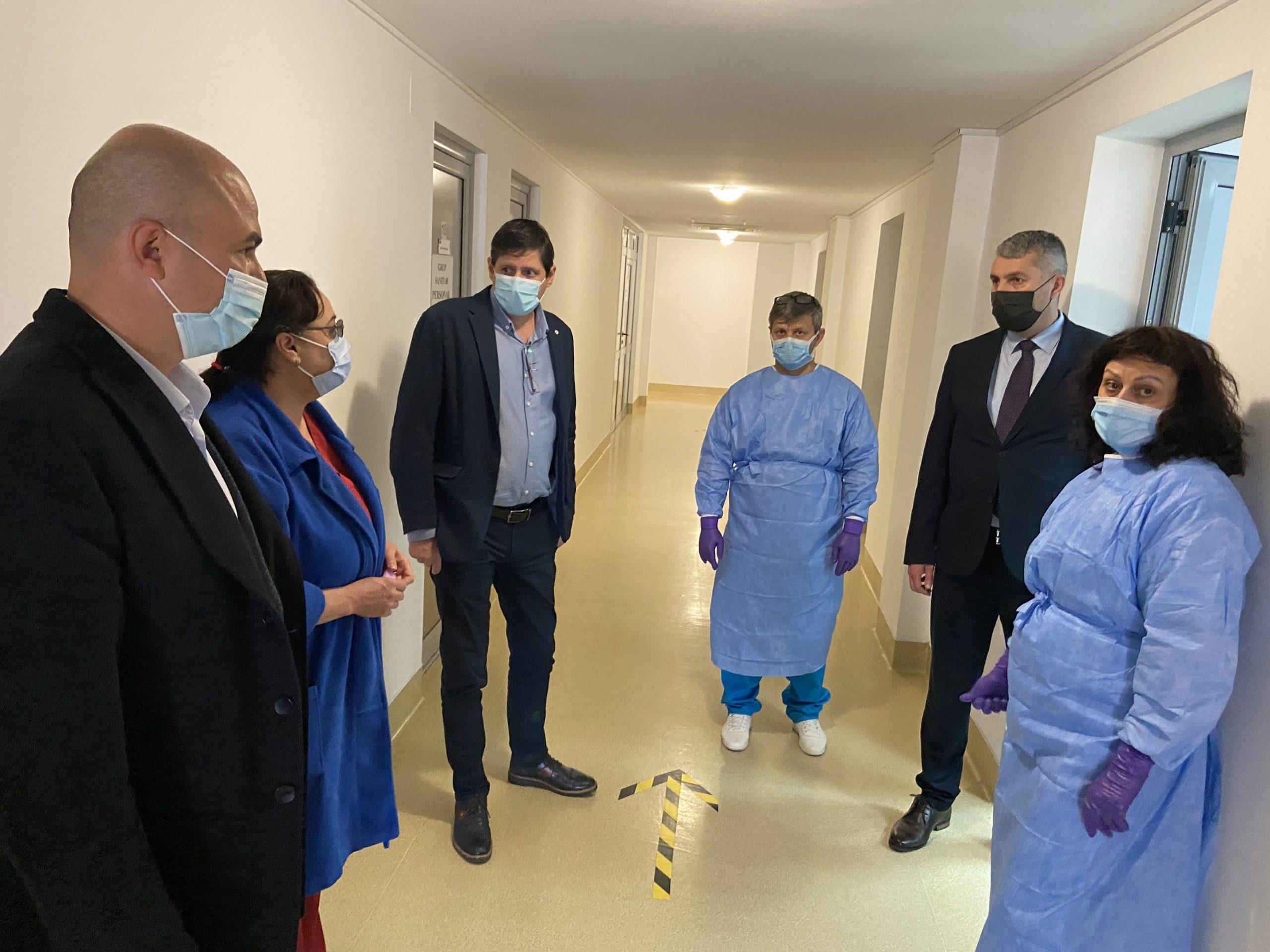 Un nou centru fix de vaccinare a fost deschis în județ, la Simeria