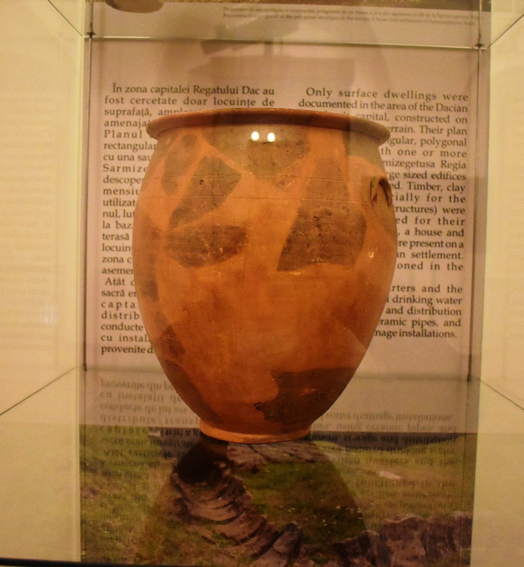 Expoziție impresionantă la Muzeul Civilizației Dacice și Romane din Deva
