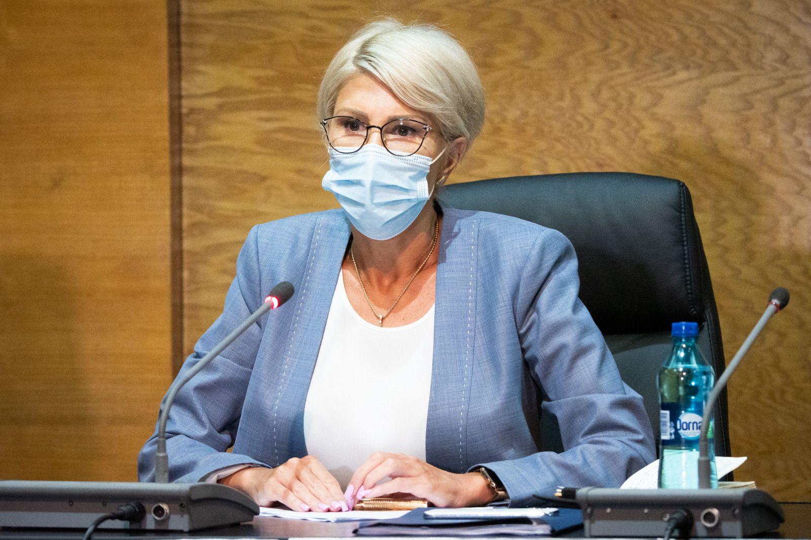 Ministrul Muncii, Raluca Turcan, va fi prezentă, mâine, în Valea Jiului