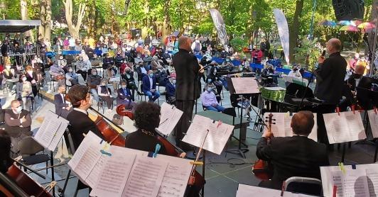 Filarmonica din Sibiu revine la Deva, cu un concert vocal-simfonic