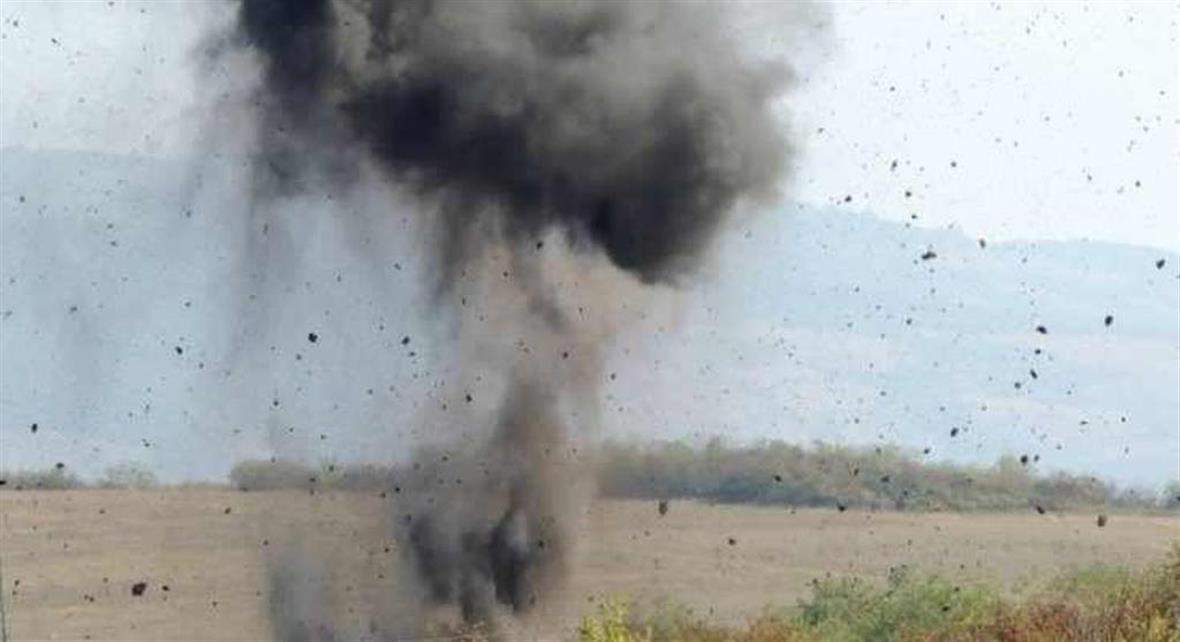 Distrugere de muniţie în Poligonul Dealul Paiului din Deva