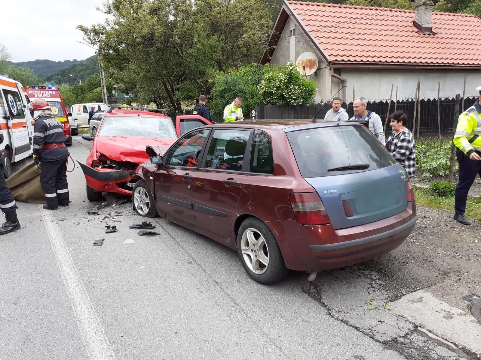 Ultima oră – Una dintre victimele accidentului de la Petroșani și-a pierdut viața