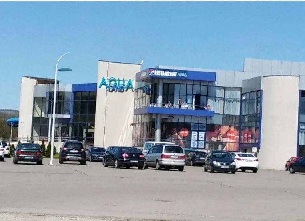 Accesul în parcarea Aqualand Deva va fi restricționat sâmbătă