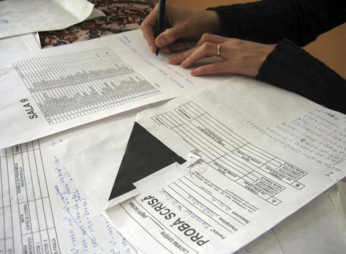 Evaluarea Națională 2021: 161 de candidați au absentat la prima probă a examenului