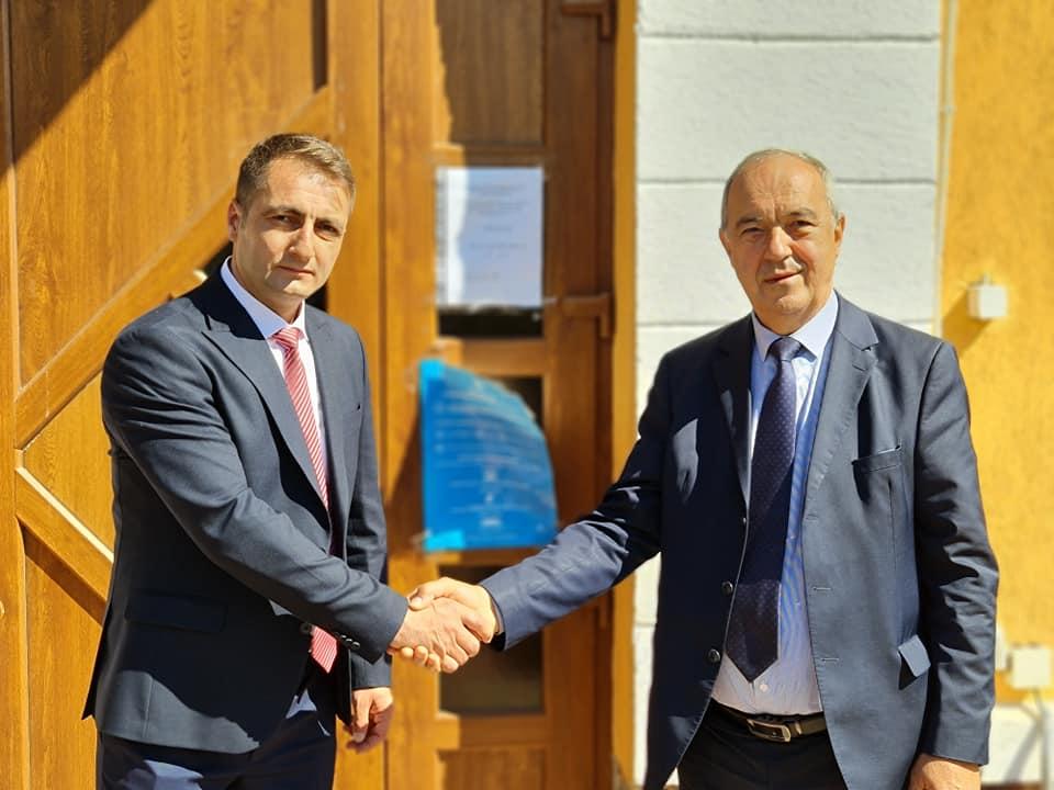 Candidatul PSD la funcția de primar al comunei Sarmizegetusa și-a depus candidatura
