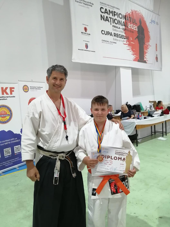 Rezultate notabile pentru micii karateka de la ACS Ronin Deva
