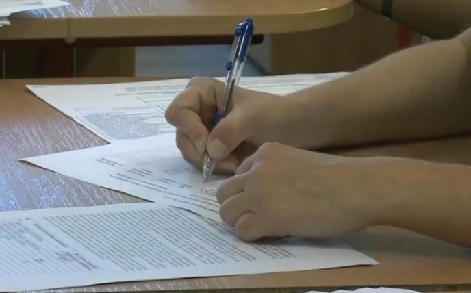 """""""Evaluarea Naţională"""" începe marţi, 22 iunie. Peste 2.200 de absolvenți ai clasei a opta din judeţ, în febra examenului"""