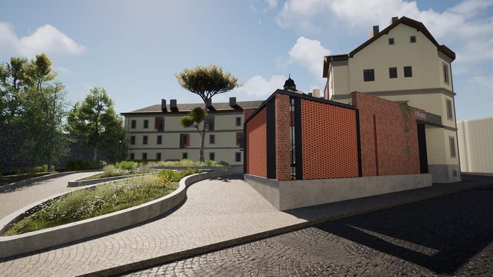 Proiectul privind muzeul din Orăștie a intrat într-o nouă etapă