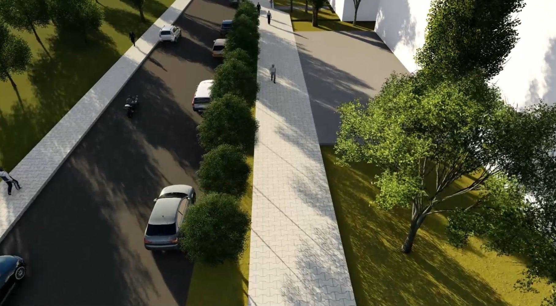 A fost semnat al doilea contract de execuție a lucrărilor în cadrul celui mai amplu demers de modernizare a municipiului Hunedoara