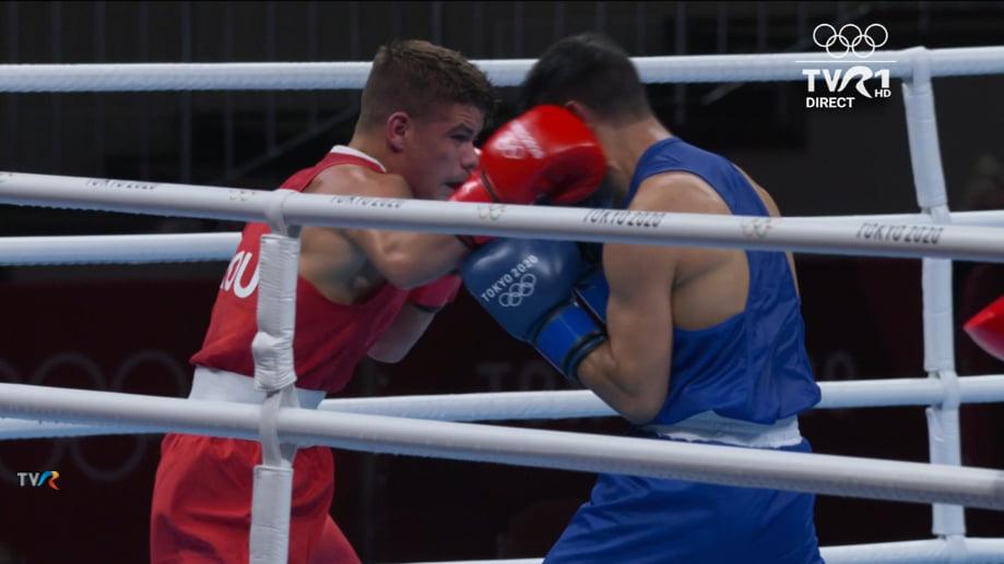 """Jocurile Olimpice de la Tokyo: Pugilistul hunedorean Cosmin Gîrleanu a ratat calificarea în optimi. """"Rămâi campionul nostru!"""""""