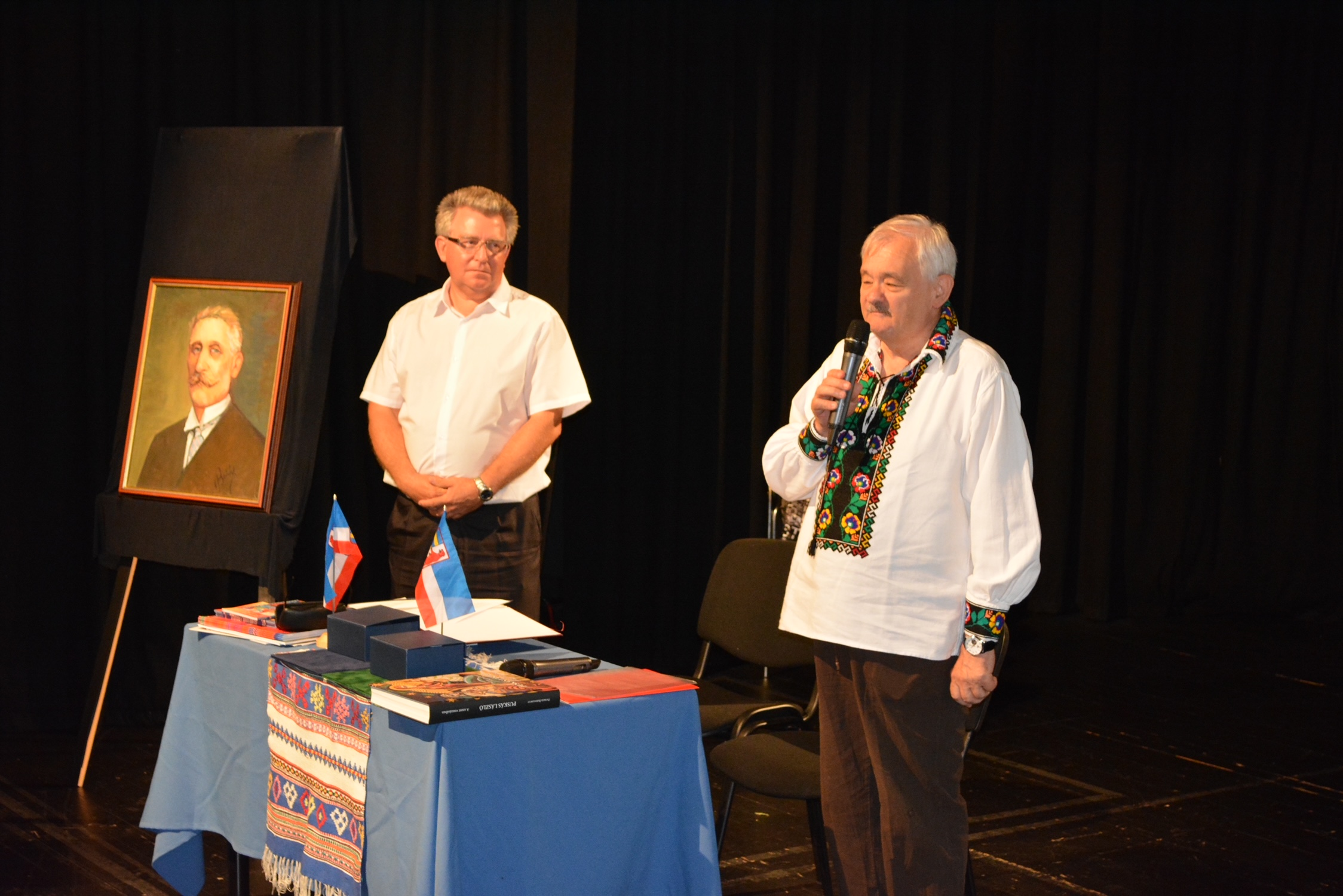 Creștinismul la ruteni. O delegație a UCRR, prezentă în Ungaria, la o manifestare culturală deosebită, dedicată unei mari personalități a lumii rutene