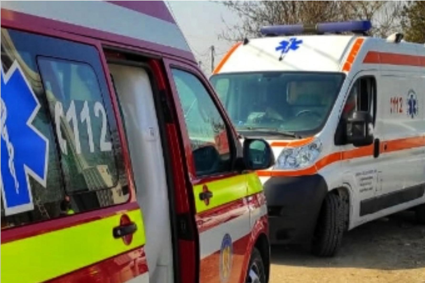 Accident rutier soldat cu trei victime, între care doi minori, la Cărpiniș