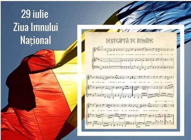 """""""Ziua Imnului"""" va fi marcată, la Deva, printr-un ceremonial public în Piața Tricolorului din oraș"""