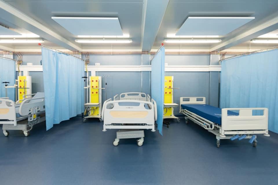 Fonduri mai mari pentru spitalele din județ