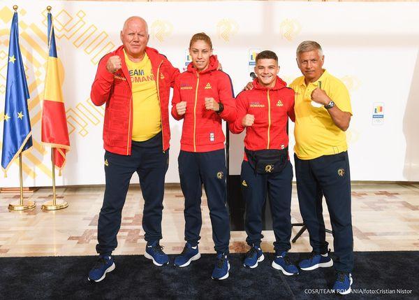Cosmin Gîrleanu se pregătește să boxeze la Olimpiada de la Tokyo
