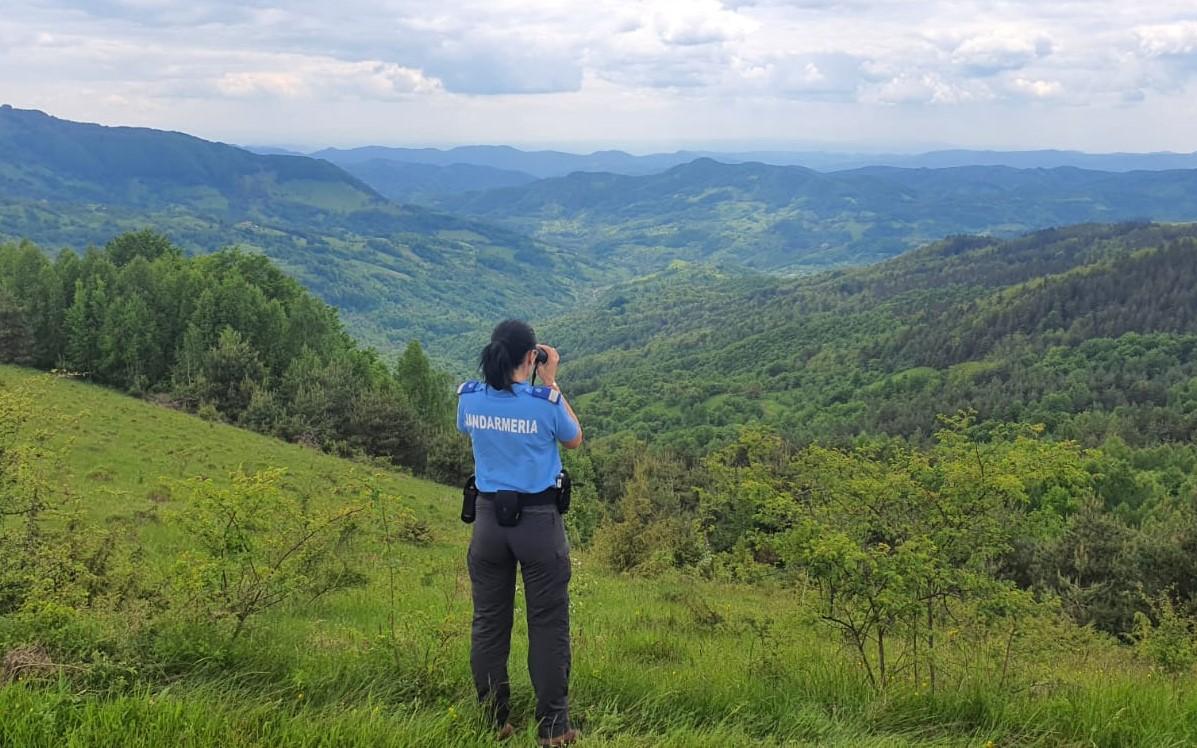 Jandarmii hunedoreni, de veghe la evenimentele din acest sfârșit de săptămână. Prezenți și pe traseele montane