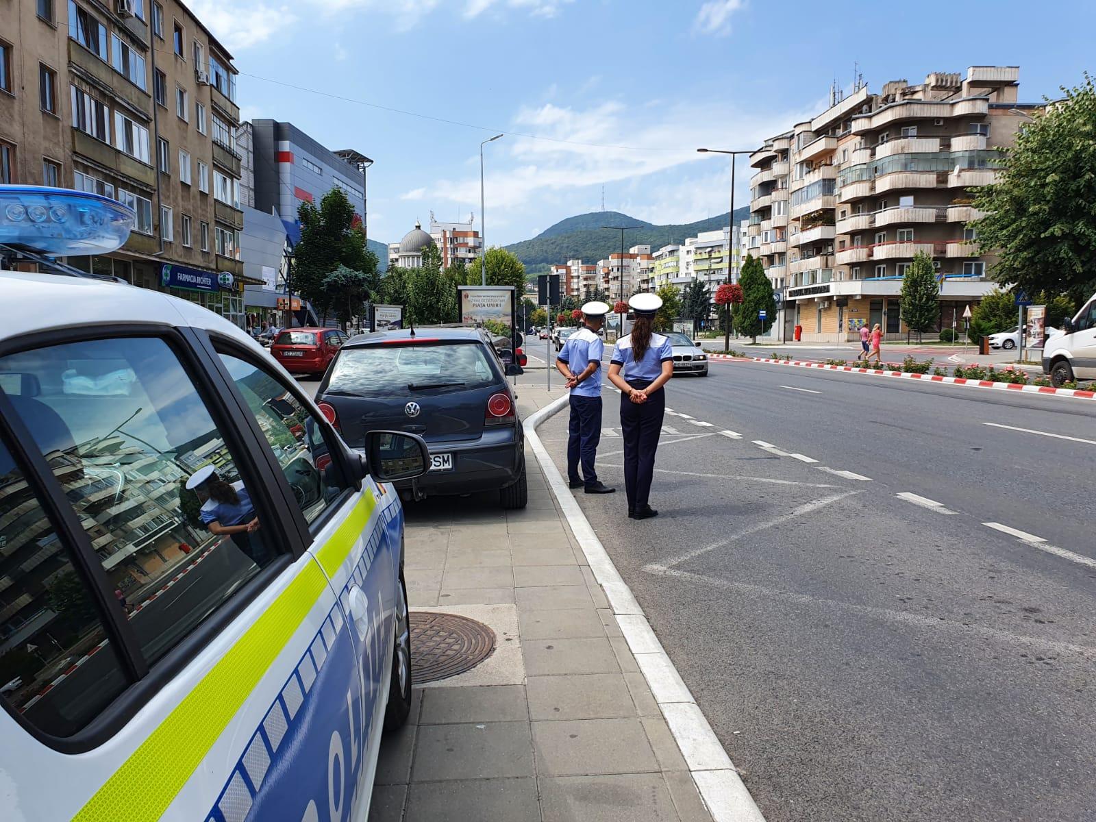 100 de polițiști în stradă weekend-ul acesta, în cadrul unei acțiuni de prevenire a accidentelor rutiere
