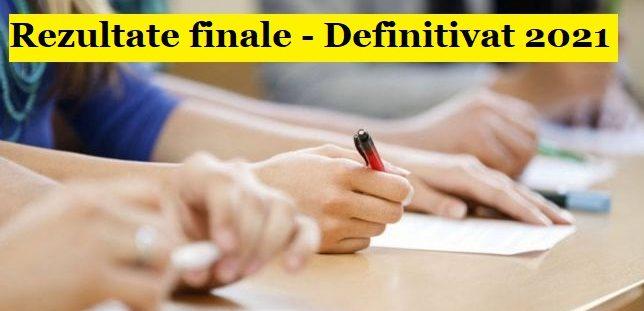 Definitivat 2021- Rezultate finale: 67 la sută, rata de promovare a examenului, în județul Hunedoara