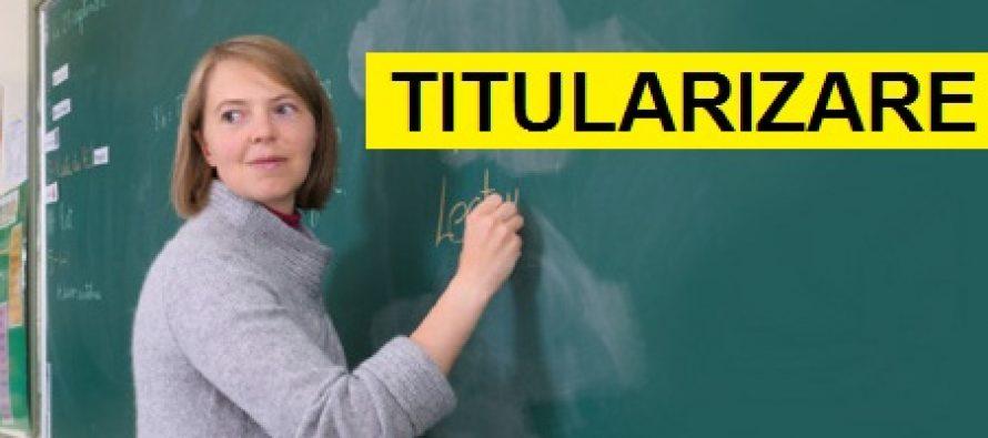 """Începe """"Titularizarea 2021"""". Zeci de posturi pentru profesori, scoase la concurs la nivel județean"""