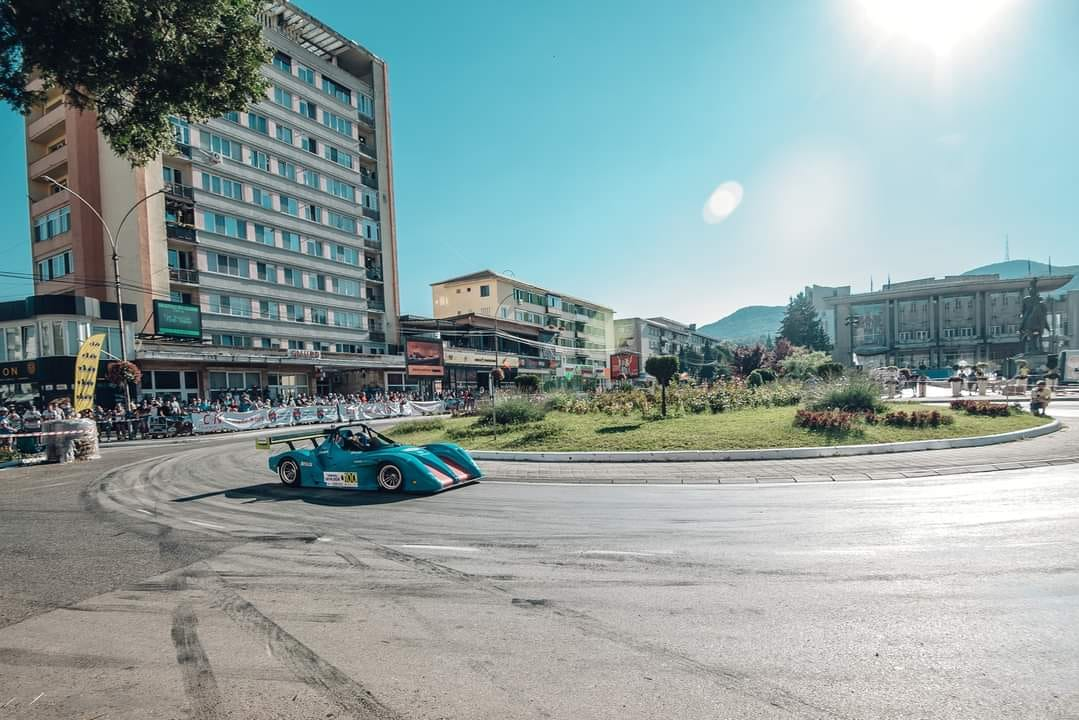 """""""Super Rally"""", din nou, la Deva. Spectaculoasa cursă de raliu va avea loc la mijlocul acestei luni"""