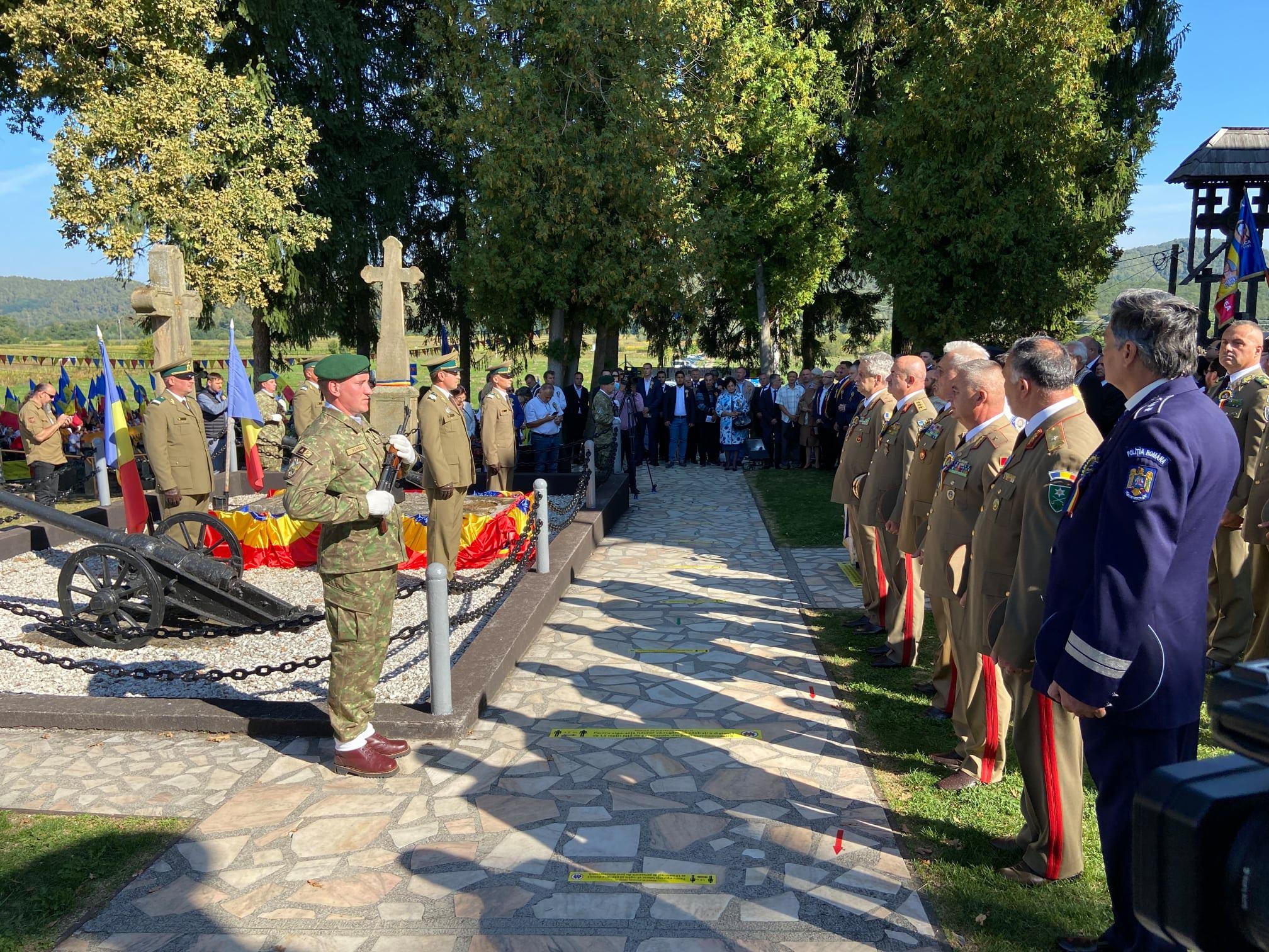 FOTO: Serbările Naționale de la Țebea s-au desfășurat, pentru al doilea an consecutiv, în condiții deosebite, de pandemie