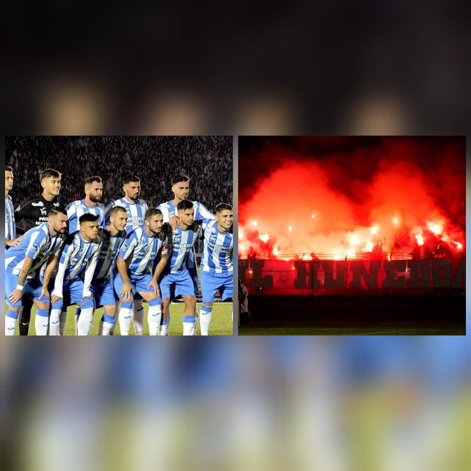 """100 de ani de tradiție și un meci de senzație, pe stadionul """"Michael Klein"""" din Hunedoara. CS Hunedoara-FCSB CS Hunedoara – FCSB 3-3 (3-5 în prelungiri)"""