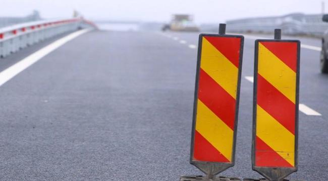 Infotrafic: Trafic restricționat pe autostrada A1 Sibiu – Deva, din cauza unor lucrări