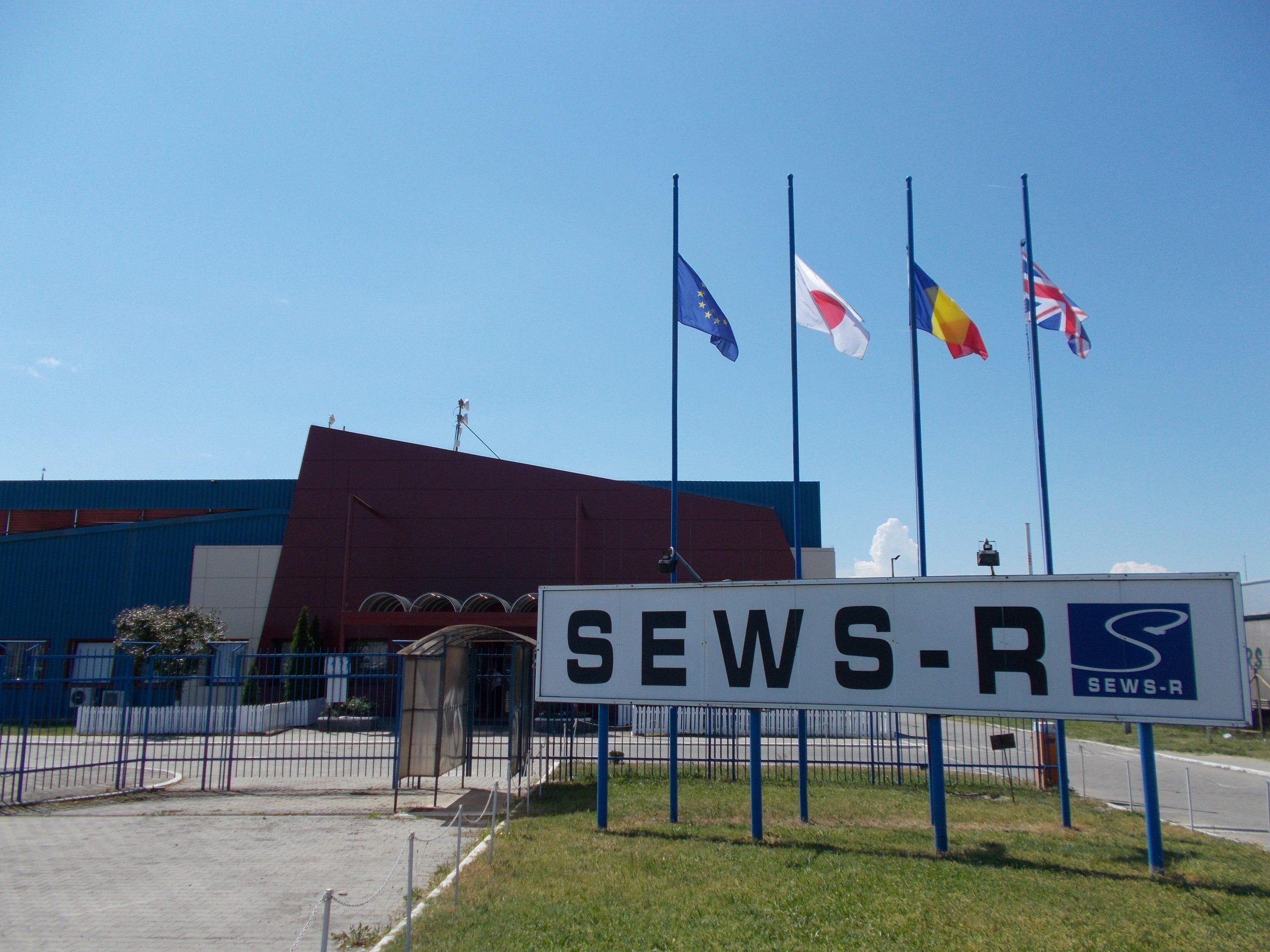 COMUNICAT DE PRESA  Reducerea activitatii la SEWS-Romania