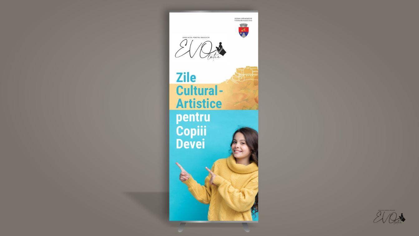 Concurs de cultură generală pentru copii, în Cetatea Deva. Toți participanții vor primi vouchere cadou