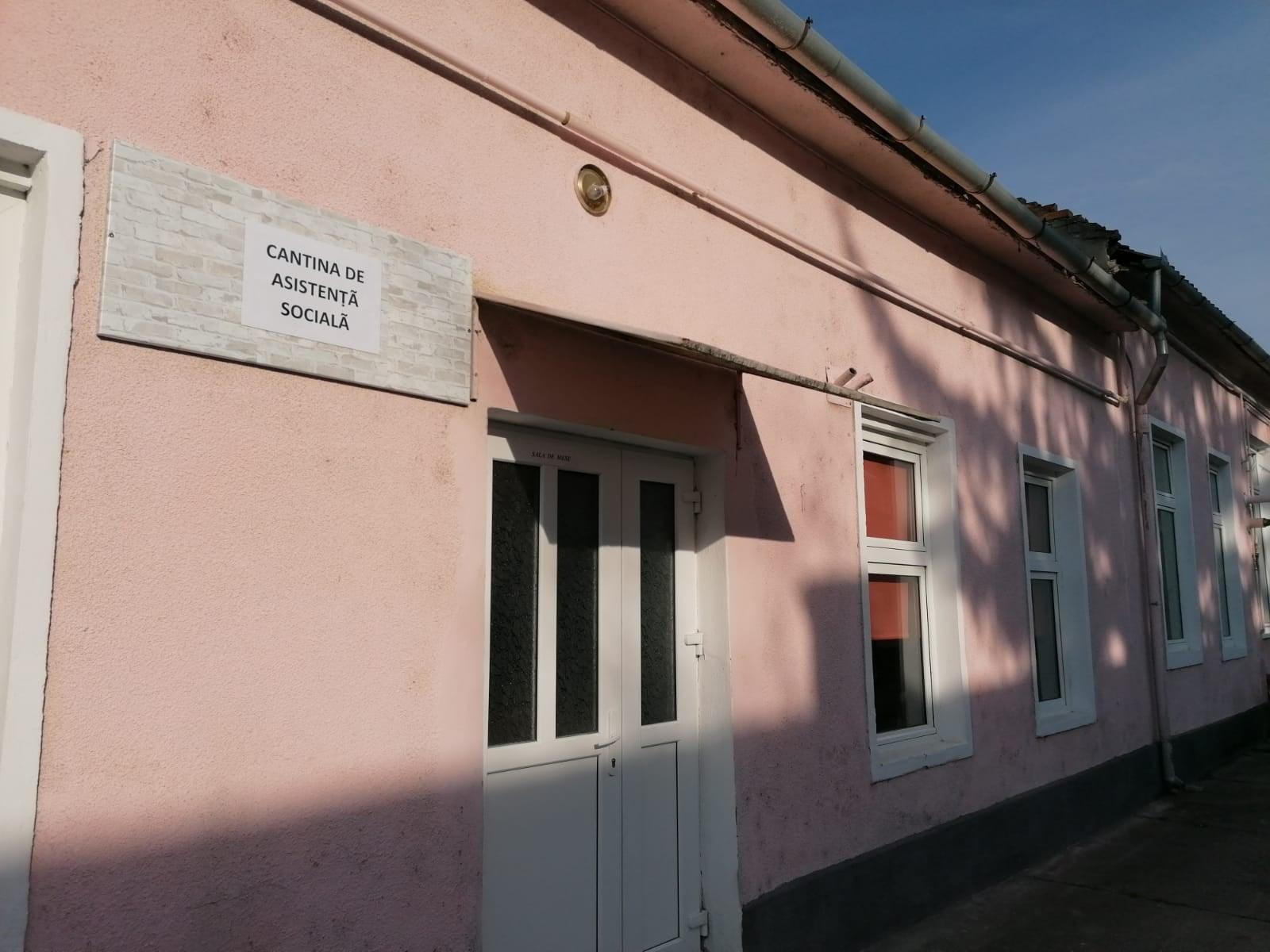 Cantina socială din Hațeg – redeschisă, după o renovare majoră