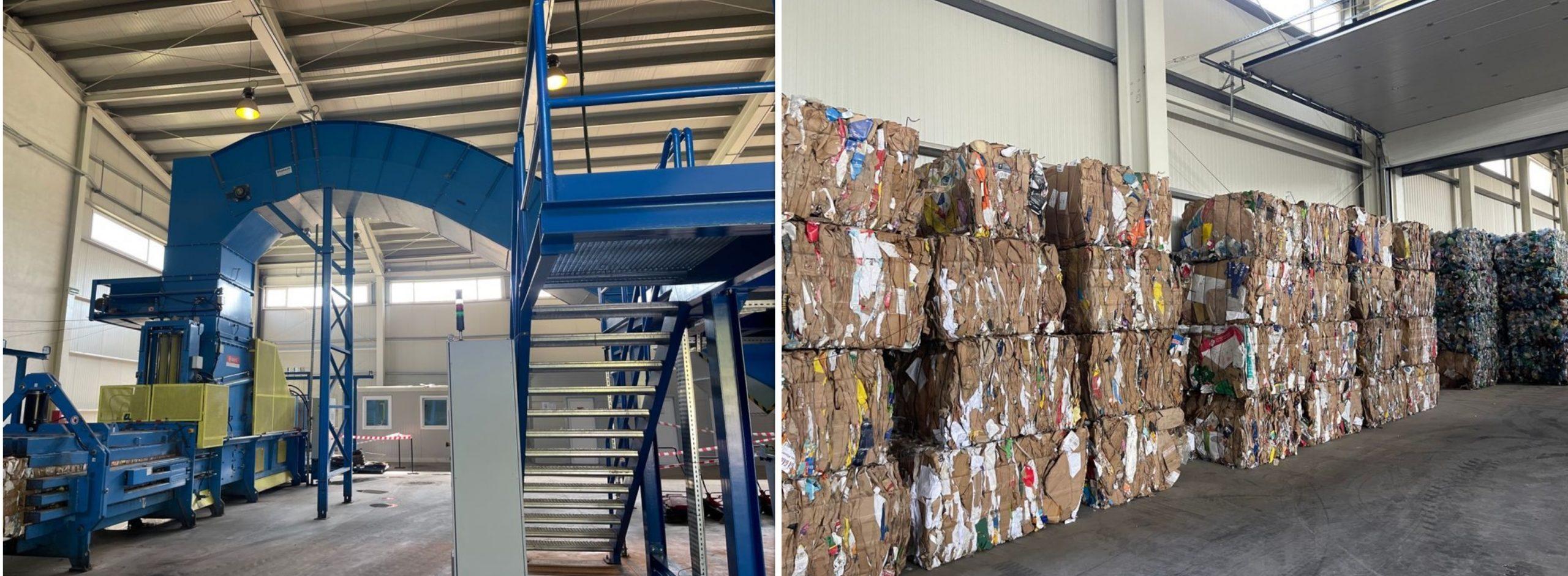 """""""Plătești pentru cât arunci"""". Supercom, investiții importante în echipamente pentru colectarea selectivă a deșeurilor"""