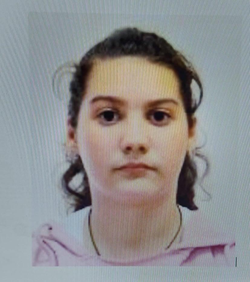 Minoră din Hunedoara, dată dispărută. Fata a plecat de la școală, din Călan, și nu a mai revenit la domiciliu