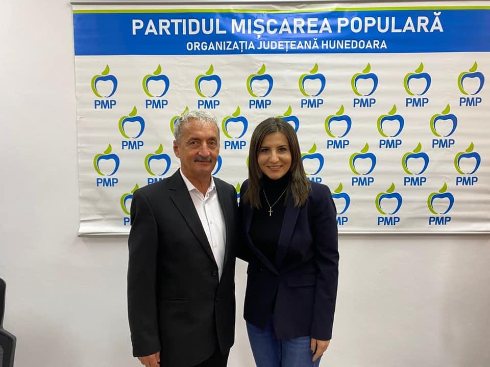 Alegeri în PMP Hunedoara. Viorel Arion continuă ca președinte al filialei județene a partidului